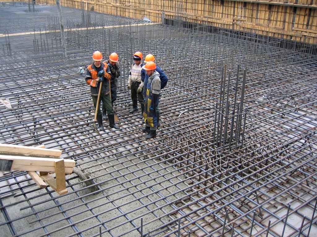 Заливка бетона цена за работу москва купить бетон в тихорецке